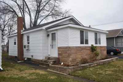 Mishawaka Single Family Home For Sale: 520 Grand Boulevard