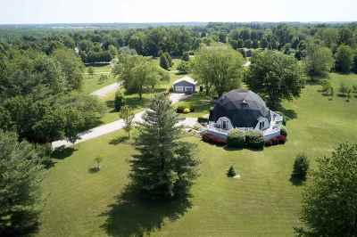 Boonville Single Family Home For Sale: 5400 N State Route 61 Highway