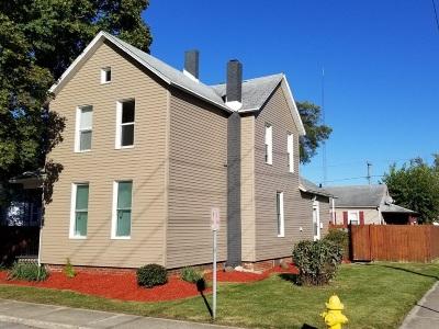 Allen County Multi Family Home For Sale: 1104 Franklin Avenue #2