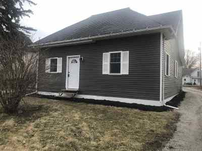 Noble County Single Family Home For Sale: 417 S Main St Street