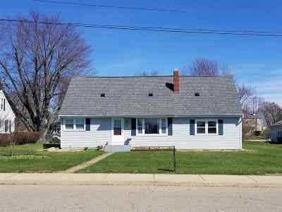 Culver Single Family Home For Sale: 608 N Slate St.