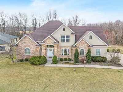 Elkhart Single Family Home For Sale: 28540 Twain Drive