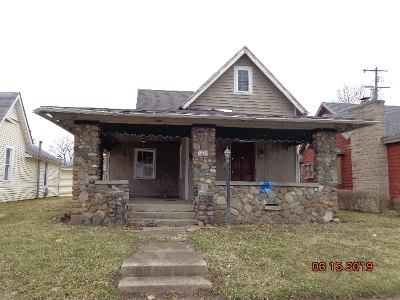 Marion Single Family Home For Sale: 217 N F Street