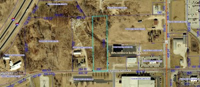 Steuben County Commercial Lots & Land For Sale: 670 W Wendell Jacob Ave