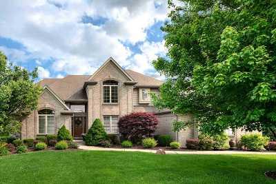 St. Joseph County Single Family Home For Sale: 51585 Windyridge Court