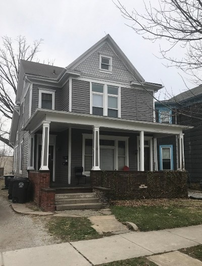 Fort Wayne Single Family Home For Sale: 2310 Hoagland Avenue