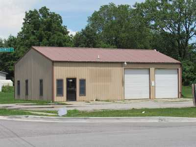 Steuben County Commercial For Sale: Maumee At Clyde