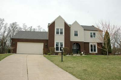 Granger IN Single Family Home For Sale: $283,900