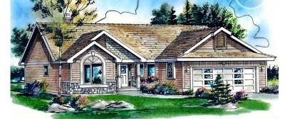Kosciusko County Single Family Home For Sale: TBD Pine Cone Lane