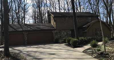 Fort Wayne Single Family Home For Sale: 11109 Hickory Tree Road