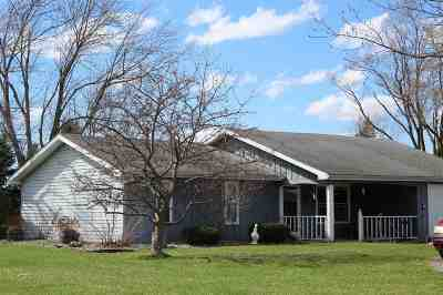 Hamilton Single Family Home For Sale: 0244 County Road 61