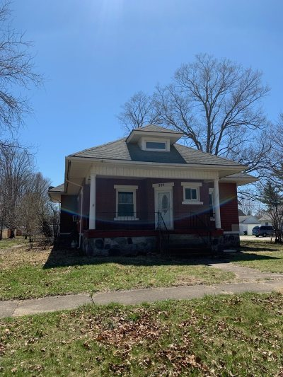 Noble County Single Family Home For Sale: 297 Front Street