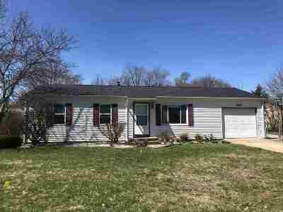 Elkhart Single Family Home For Sale: 28877 Frank Court