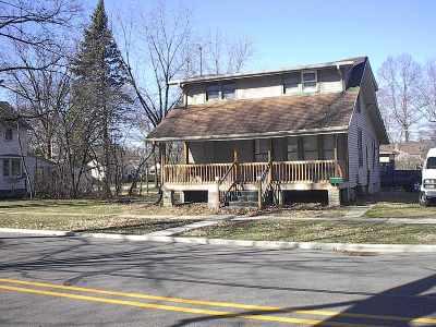 Auburn Single Family Home For Sale: 1003 S Van Buren Street