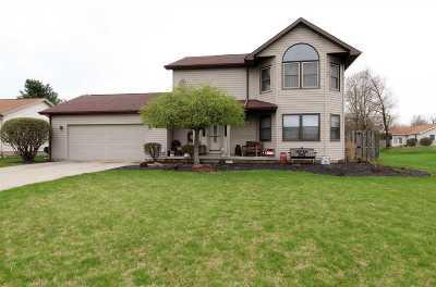 Marion Single Family Home For Sale: 2005 W Wilno Drive