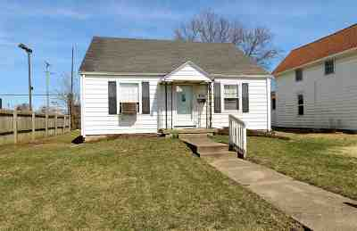 Marion Single Family Home For Sale: 1316 W 5th Street