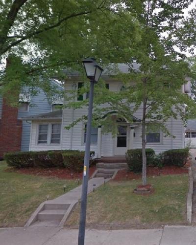 Fort Wayne Single Family Home For Sale: 4401 Wilmette Street