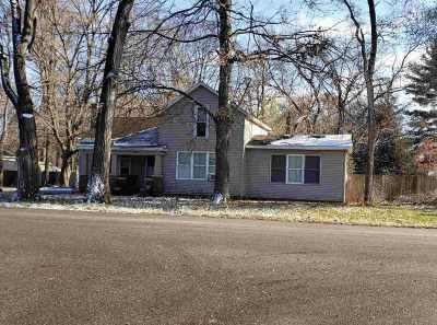 Elkhart Single Family Home Back On Market: 57686 County Road 100
