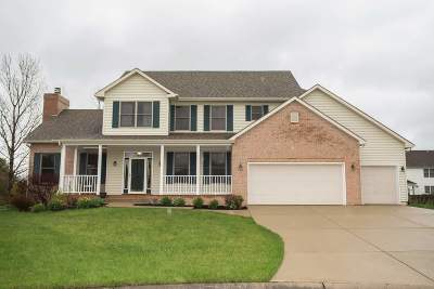 West Lafayette IN Single Family Home For Sale: $322,500