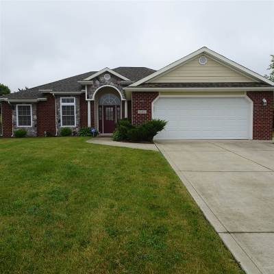 Allen County Single Family Home For Sale: 11305 Nightingale Cove