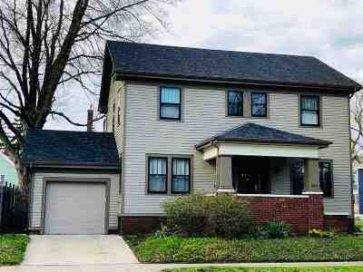 Allen County Single Family Home For Sale: 1302 W Jefferson Boulevard