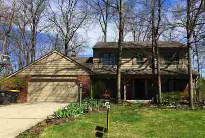Allen County Single Family Home For Sale: 9316 Timber Ridge Court
