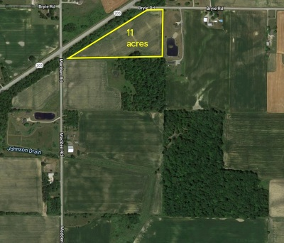 Allen County Residential Lots & Land For Sale: 10300 Bryie Road