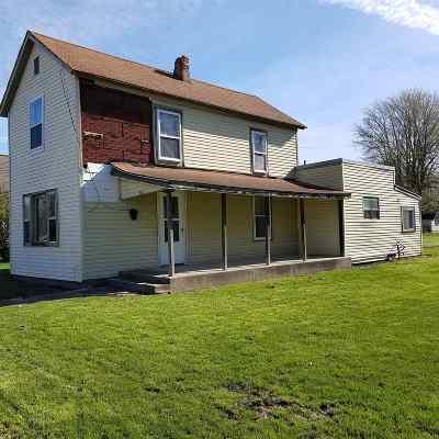 Huntington Single Family Home For Sale: 463 Swan Street
