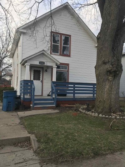 New Haven Single Family Home For Sale: 1003 Main St Street