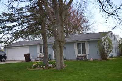 Garrett Single Family Home For Sale: 1700 E Homestead Drive