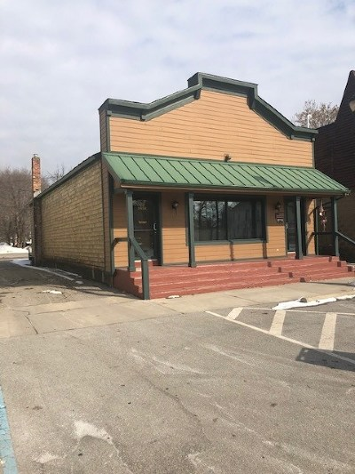Steuben County Commercial For Sale: 9458 W State Road 120