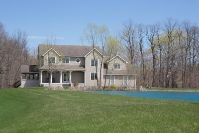 Huntington Single Family Home For Sale: 6501 N 530 W