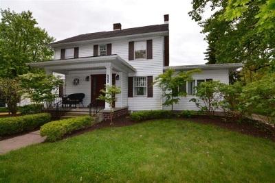 Warsaw Single Family Home For Sale: 522 E Fort Wayne Street