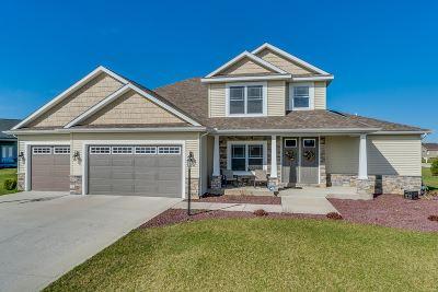 Granger Single Family Home For Sale: 50843 Ryehill Drive