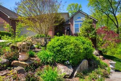 Evansville Single Family Home For Sale: 1540 Village Court