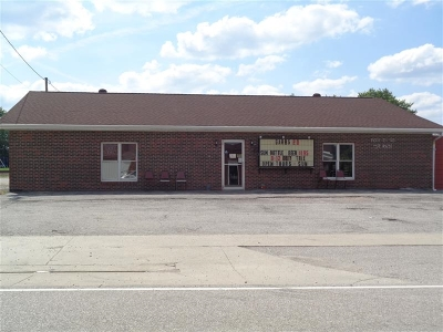 Birdseye Commercial For Sale: 16 S State Road 145