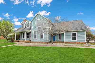 Warsaw Single Family Home For Sale: 1709 S Walnut Drive