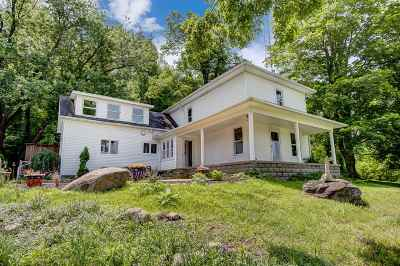 Wabash Single Family Home For Sale: 704 W Waterworks Road