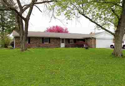 Marion Single Family Home For Sale: 4682 N Brooke Drive