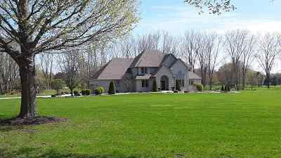 Marshall County Single Family Home For Sale: 2806 Sr 331 Road