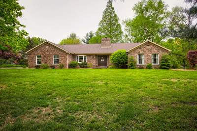 Evansville Single Family Home For Sale: 4 Oak Meadow