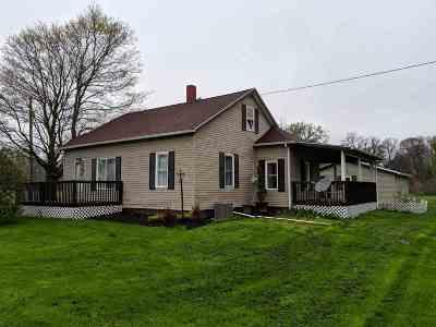 Huntington Single Family Home For Sale: 6033 N 200 E Road