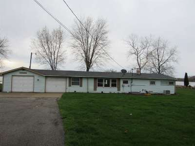 Angola Single Family Home For Sale: 3975 W Us Highway 20 Highway