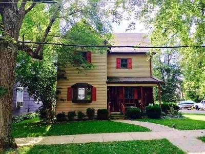 Wabash Single Family Home For Sale: 292 N Carroll Street