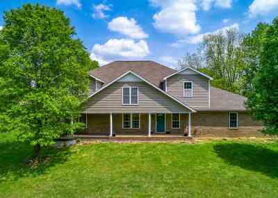 Boonville Single Family Home For Sale: 222 Eble Road
