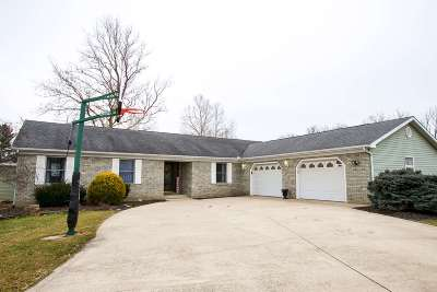 Huntington Single Family Home For Sale: 3211 W 915N
