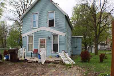 Wabash Single Family Home For Sale: 740 Sivey