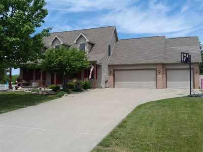 Syracuse Single Family Home For Sale: 4642 E Cardinal Drive