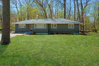 Granger Single Family Home For Sale: 16740 Cleveland Road