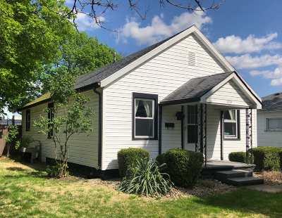 Marion Single Family Home For Sale: 3729 S Felton Street